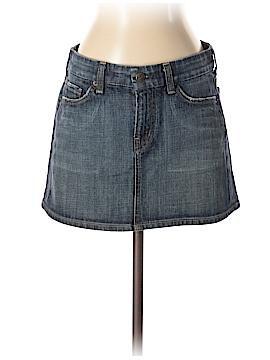 Citizens of Humanity Denim Skirt 28 Waist