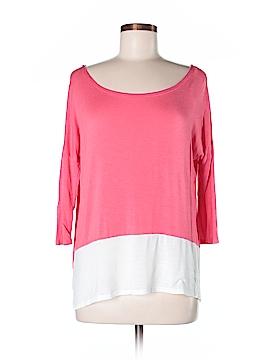 Wasabi + mint 3/4 Sleeve T-Shirt Size M