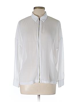 Lena Gabrielle Long Sleeve Blouse Size L