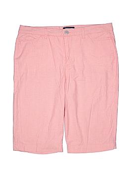 Bandolino Khaki Shorts Size 12