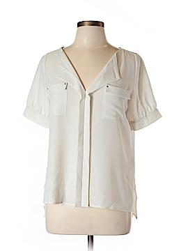 Cooper & Ella Short Sleeve Blouse Size XL (4)