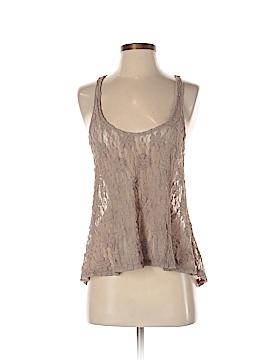 Crystal K Sleeveless Top Size S