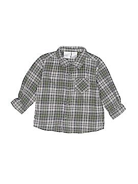 Koala Kids Long Sleeve Button-Down Shirt Size 18 mo
