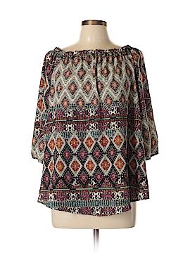 Veronica M. Short Sleeve Blouse Size M