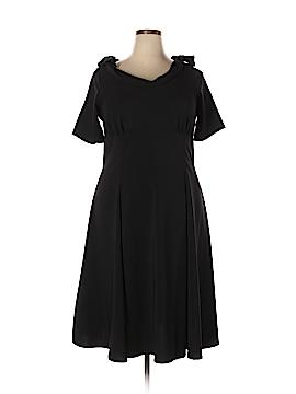 Hell Bunny Vixen Casual Dress Size 4X (Plus)