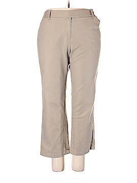 Jones New York Sport Khakis Size 18 (Plus)