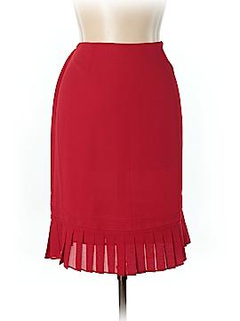 Danny & Nicole Casual Skirt Size 12 (Petite)