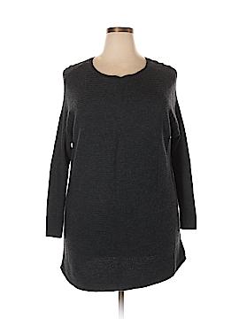 Tahari Wool Pullover Sweater Size 3X (Plus)