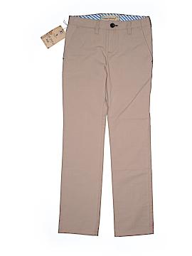 Rose Pistol Khakis Size 8