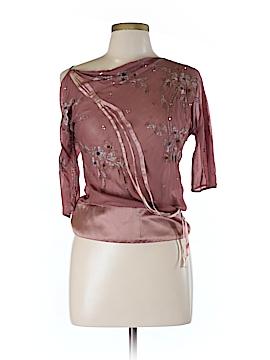 Karen Millen 3/4 Sleeve Blouse Size 6
