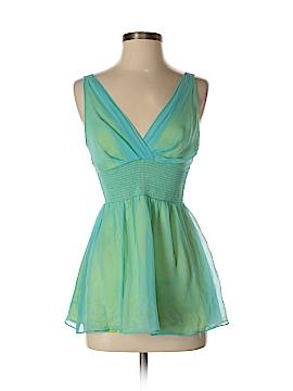 Anna Paul Sleeveless Silk Top Size S