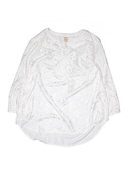 Faded Glory 3/4 Sleeve Blouse Size XXL