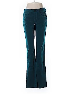 Elie Tahari Velour Pants Size 6
