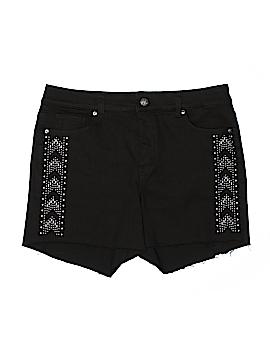 Melissa McCarthy Seven7 Denim Shorts Size 20 (Plus)