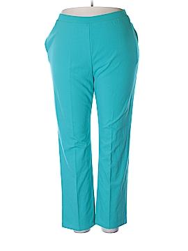 Liz & Me Casual Pants Size 0X (Plus)