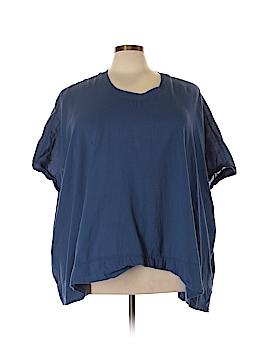 Melissa McCarthy Seven7 Short Sleeve Blouse Size XXL