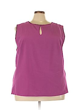 Enlo Sleeveless Blouse Size 26 (Plus)