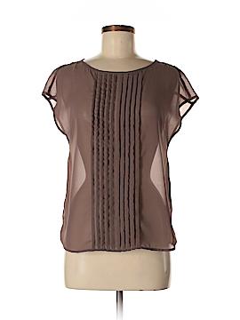 14th & Union Short Sleeve Blouse Size M