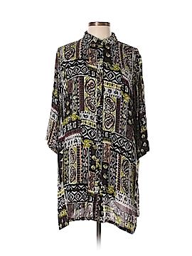 Roaman's 3/4 Sleeve Blouse Size 14w