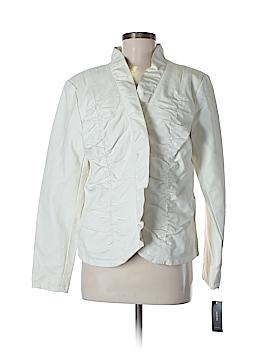 Alfani Faux Leather Jacket Size 12