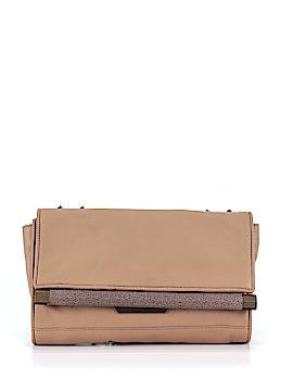 Halston Heritage Leather Shoulder Bag One Size