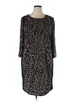 London Times Casual Dress Size 20 W (Plus)