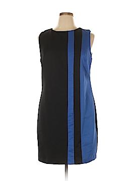 Ellen Tracy Casual Dress Size 14 (Plus)