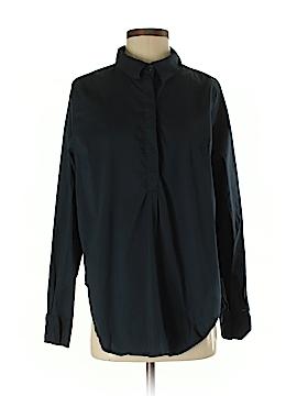 Universal Standard Long Sleeve Button-Down Shirt Size XS