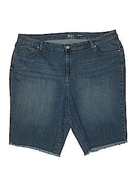 Style&Co Denim Shorts Size 24 (Plus)