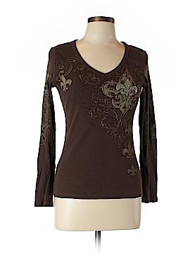 Charming Charlie Long Sleeve T-Shirt Size XL