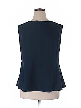 Enlo Sleeveless Blouse Size 24 (Plus)