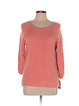 Field Flower Pullover Sweater Size L