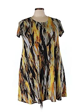 Karen Kane Casual Dress Size 2X (Plus)