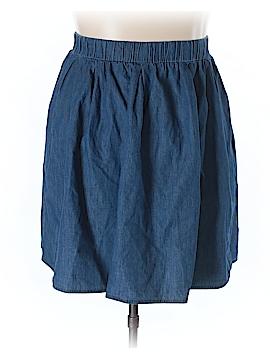 JunaRose Denim Skirt Size 24 (Plus)