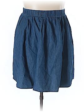 JunaRose Denim Skirt Size 20 (Plus)