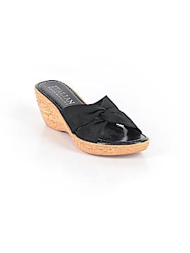 Italian Shoemakers Footwear Wedges Size 6 1/2