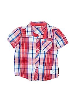 Paddington Long Sleeve Button-Down Shirt Size 4