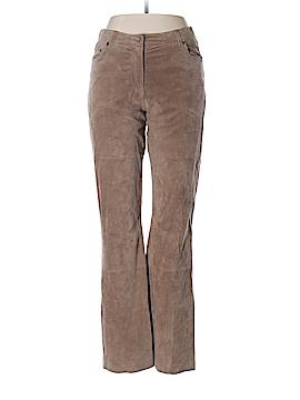Isaac Mizrahi for Target Leather Pants Size 10