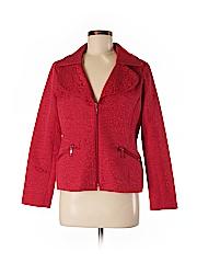 Laura Ashley Women Jacket Size M (Petite)