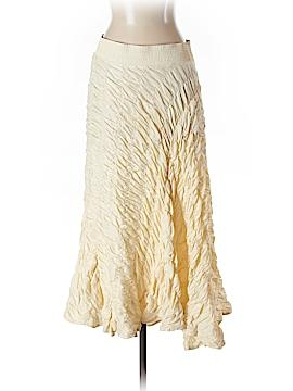 DKNY Silk Skirt Size S