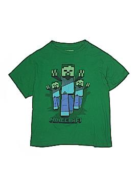 Mojang Short Sleeve T-Shirt Size X-Large (Kids)