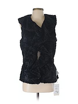 Lindi Faux Fur Vest Size XS