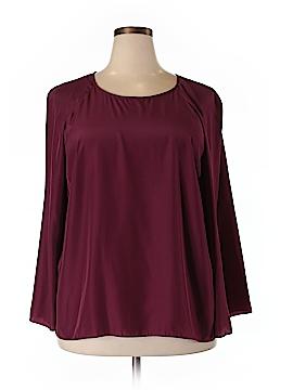 MBN Long Sleeve Blouse Size 4X (Plus)