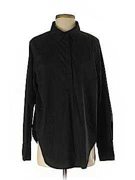Universal Standard Long Sleeve Button-Down Shirt Size S (Plus)