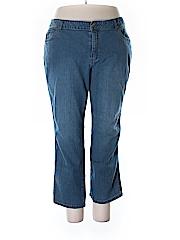 Avenue Women Jeans 24 Waist (Petite)