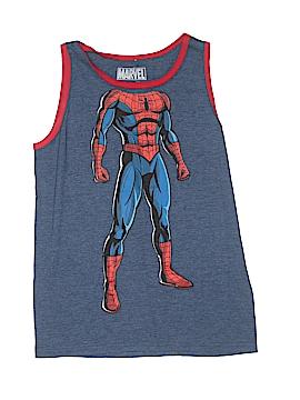 Marvel Sleeveless T-Shirt Size L (Youth)