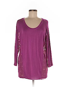Lisa Rinna 3/4 Sleeve Top Size M