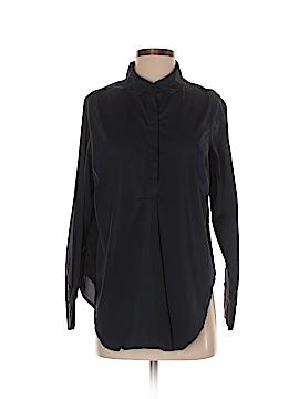 Universal Standard Long Sleeve Button-Down Shirt Size XS (Plus)