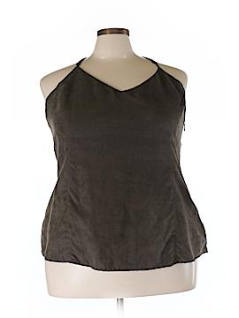 City Chic Sleeveless Blouse Size 26 Plus (XXL) (Plus)
