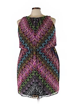 London Times Casual Dress Size 18 WPlus (Plus)